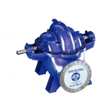 Double Suction Radial Flow Pump