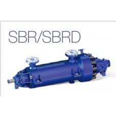 SB-series barrel double case ring section type, multi-stage pump ( API610 Type BB5)
