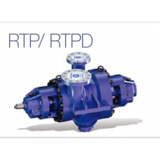 R-series Two Stage Radial Split Pump (API610 Type BB2)