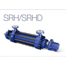 SR-series ring section type, multi-stage high pressure pump/double suction